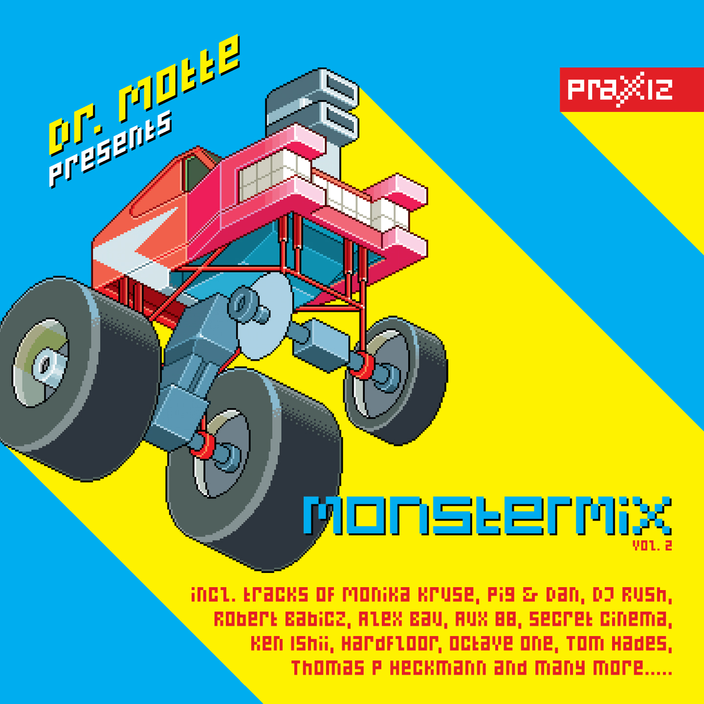MONSTERMIX Vol. 2